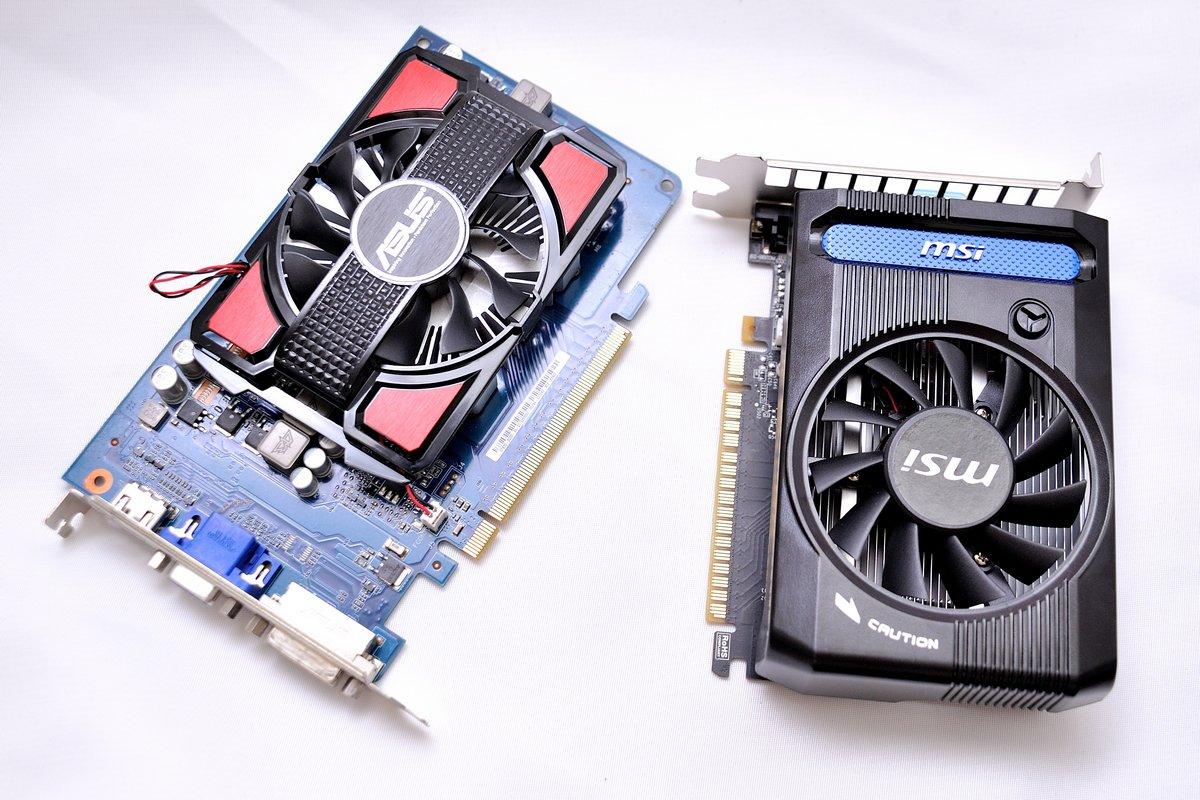 Nvidia Gt730 Vs Gt630 Shadowsfail Msi Geforce Gt 630 1gb Ddr3 Gt630asus 01